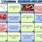 Progression Check Grids #PCGrid