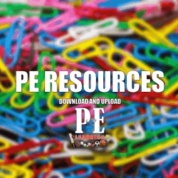 Physical Education Resources