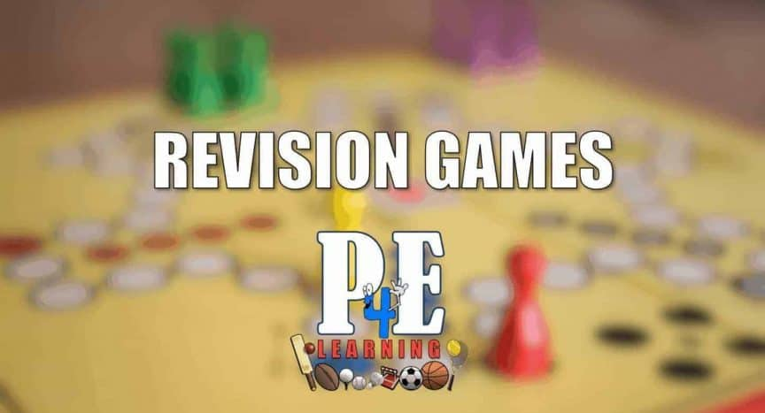 GCSE PE and A Level PE Revision Games and Resources | PE4Learning