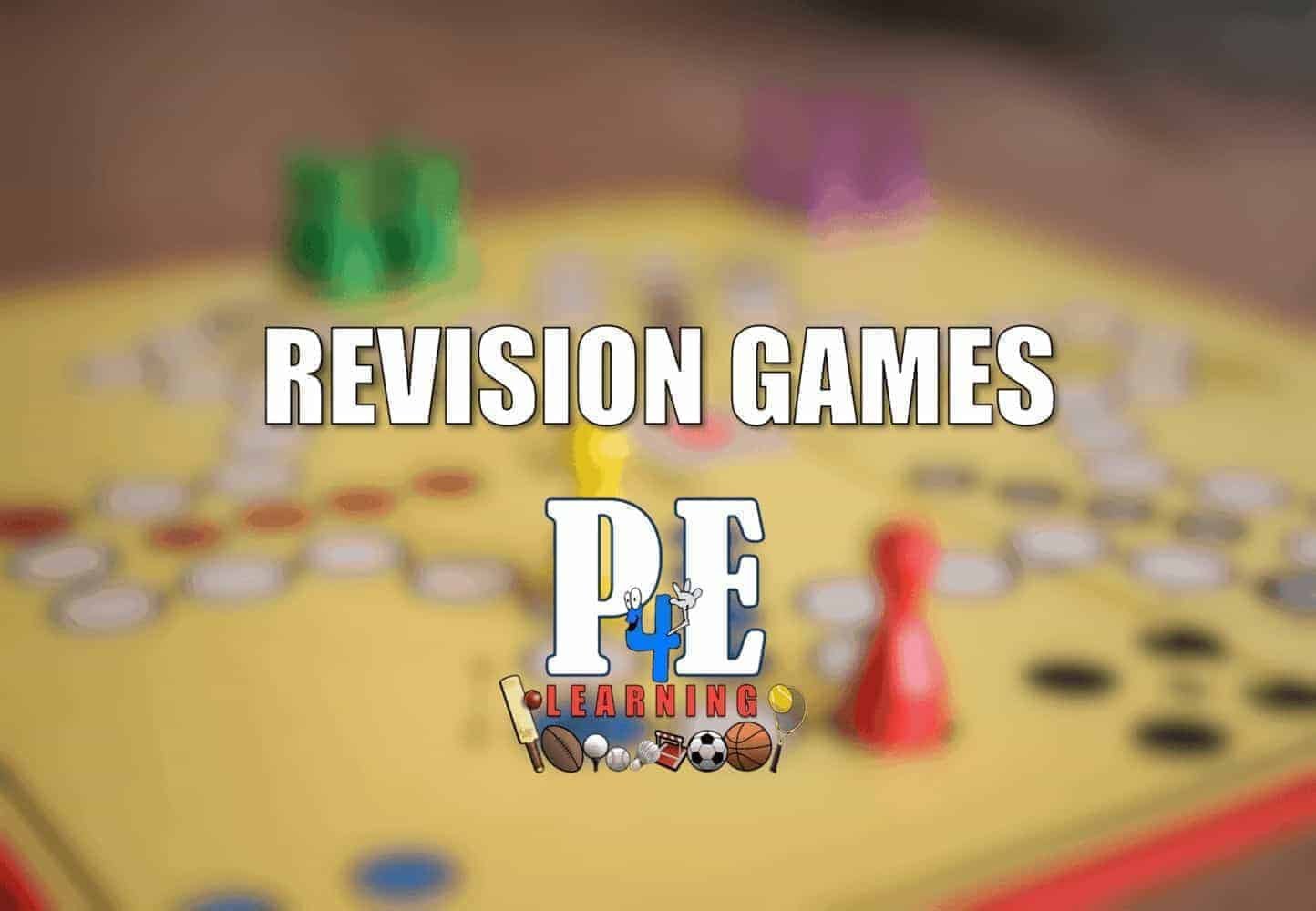 GCSE PE and A Level PE Revision Games and Resources | PE4Learning ...