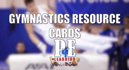 Gymnastics Teaching Resource Cards - PE4Learning