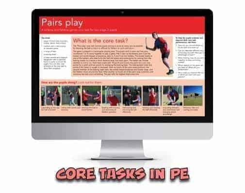 Core Tasks in Physical Education