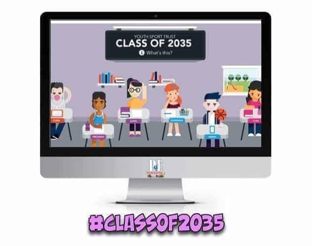 Class of 2035 - @YouthSportTrust