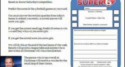 Super Six GCSE Revision Cards - @PE_Hill [DOWNLOAD]