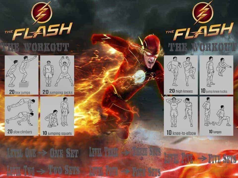 Superhero Workouts – Fun Fitness Cards for Physical Education