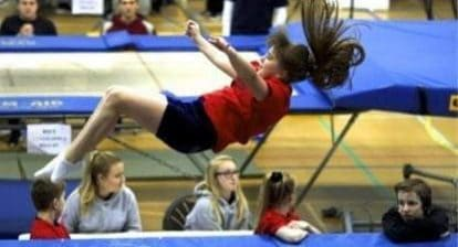 REPOST: 'Flipping Trampolining on its head' by @JennyBeck85 via DrowningintheShallow @ImSporticus