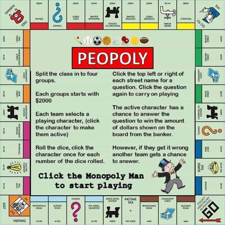 Monopoly PE