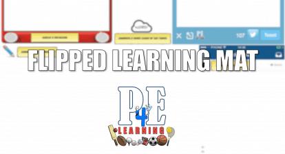Flipped Learning Mat @PE4Learning V3.0