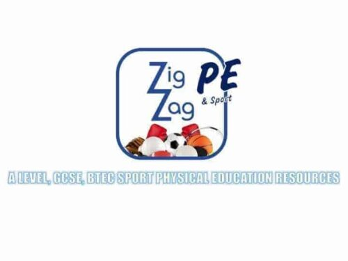 A-Level, GCSE, BTEC Sport & OCR Cambridge Nationals Physical Education Resources from ZigZag Education