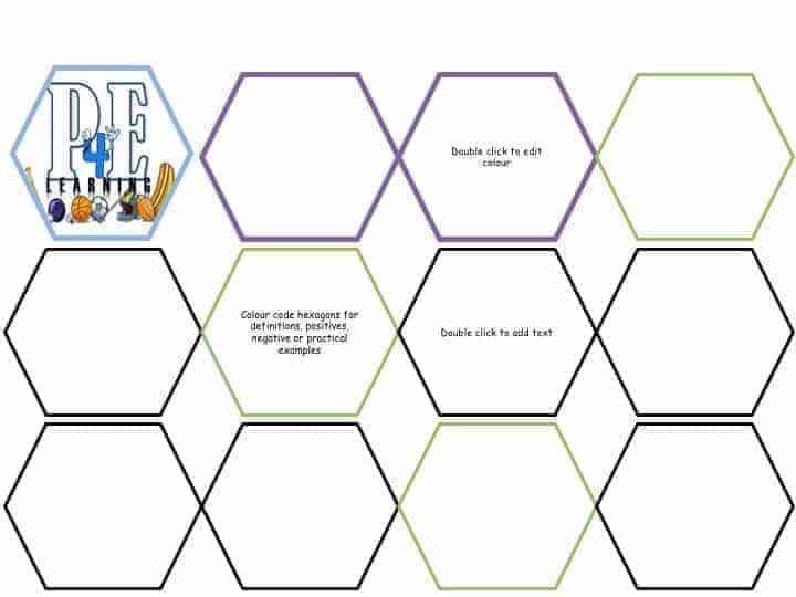 Hexagon Link Challenge A