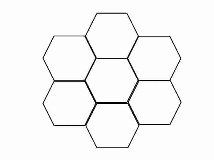 Hexagon Link Challenge d