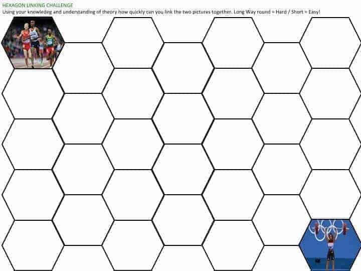 Hexagon Link Challenge b