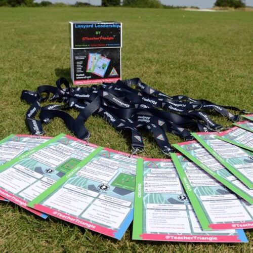 Lanyard Leadership - Football Scheme of Work | @TeacherTriangle [Affiliate]
