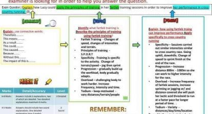 GCSE Extended Exam Question Mat @NorthKestevenPE