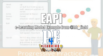 OCR A LEVEL PE (2016): EAPI - e-Learning Model Example from @hb_field