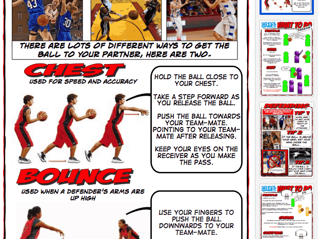 Basketball Sport Education