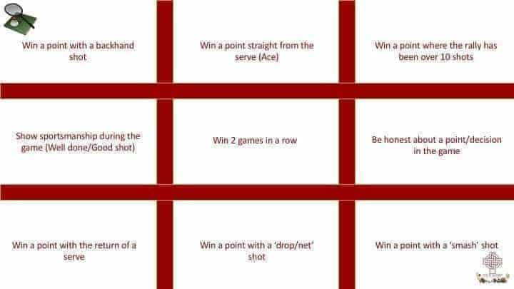 Bingo 0&X's Connect 3 Practical Challenges