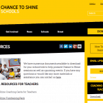 Cricket Resources from Chance To Shine @Chance2Shine