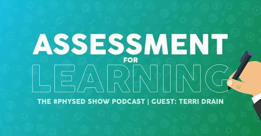 #PEChat: Assessment FOR Learning In #PhysEd from @phys_educator