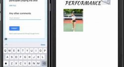 Using Form Publisher in PhysEd | Performance Analysis Portfolio Google Apps from @MrAdamPE