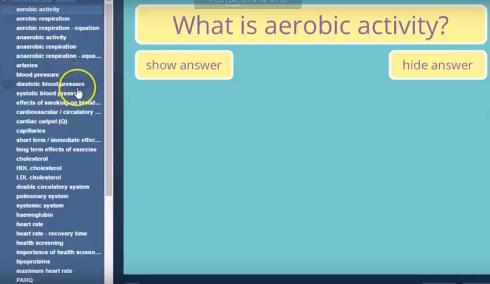 GCSE PE Revision App @PETutor [Affiliate]