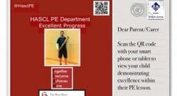 QR Code Praise Postcard from @SeanProctor4