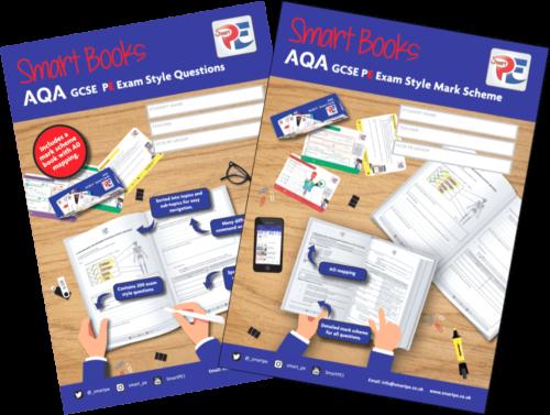 AQA Smart Books - SmartPE.co.uk | A Smarter Way To Learn @_SmartPE [Affiliate]