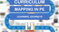 PE Learning Journeys - Curriculum Mapping