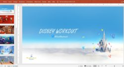 Disney Workouts from Lauren Rowntree @CoachRowntree23