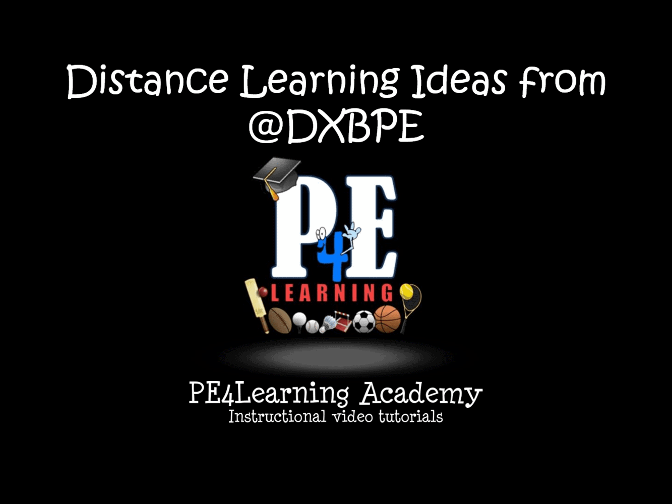 Distance Learning Ideas from @DXBPE
