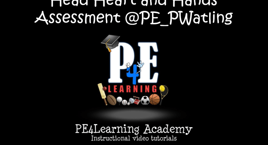 Head Heart and Hands Assessment from @PE_PWatling [PREMIUM]