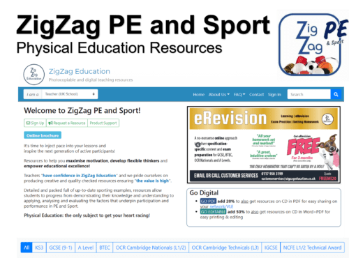 btec a level cambridge national technical ocr edexcel aqa practical key stage 3 key stage 4 core pe